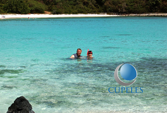 Snorkeling in Vieques